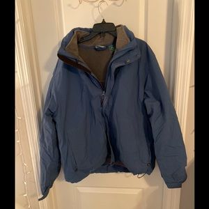 XL Men's 2 In 1 Coat